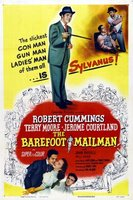 The Barefoot Mailman movie poster (1951) picture MOV_684cf961