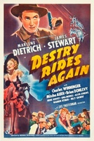 Destry Rides Again movie poster (1939) picture MOV_68554455