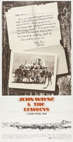 The Cowboys movie poster (1972) picture MOV_68558aac