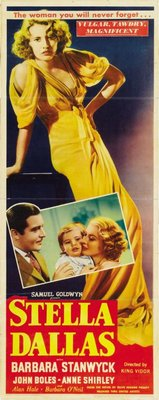 Stella Dallas movie poster (1937) poster MOV_68566439