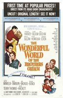 The Wonderful World of the Brothers Grimm movie poster (1962) picture MOV_685c0342