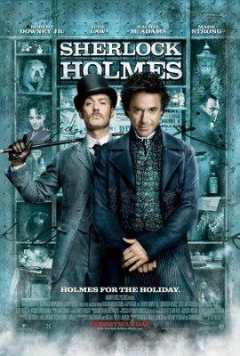 Sherlock Holmes movie poster (2009) poster MOV_685df6f1