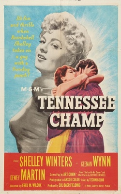 Tennessee Champ movie poster (1954) poster MOV_68639039