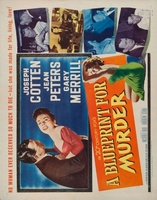 A Blueprint for Murder movie poster (1953) picture MOV_686767e4