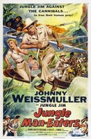 Jungle Man-Eaters movie poster (1954) picture MOV_686ac53b