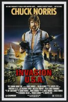 Invasion USA movie poster (1985) picture MOV_4c6fe143