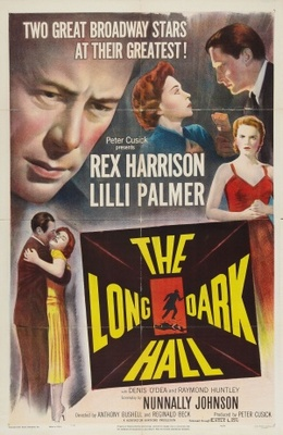 The Long Dark Hall movie poster (1951) poster MOV_686ebd1d