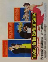 The Girl in the Red Velvet Swing movie poster (1955) picture MOV_68701766