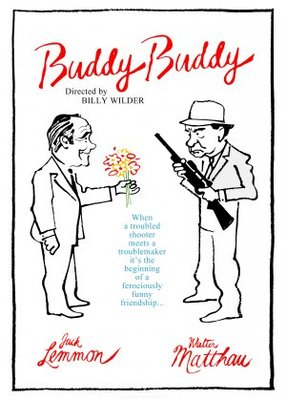 Buddy Buddy movie poster (1981) poster MOV_68718df7