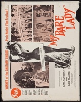 My Bare Lady movie poster (1963) picture MOV_687191df