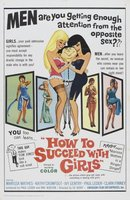 How to Succeed with Girls movie poster (1964) picture MOV_687326ec