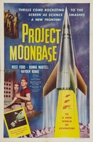 Project Moon Base movie poster (1953) picture MOV_687420fc