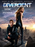 Divergent movie poster (2014) picture MOV_caae4b08