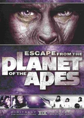 Escape from the Planet of the Apes movie poster (1971) poster MOV_687ce3a4
