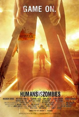 Humans Versus Zombies movie poster (2011) poster MOV_687e3b69