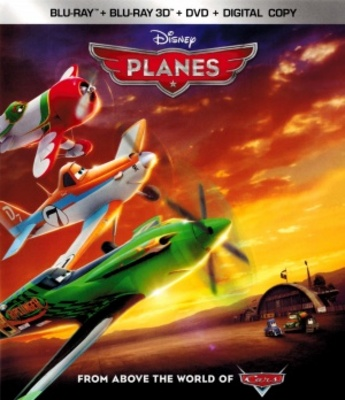 Planes movie poster (2013) poster MOV_6880d746
