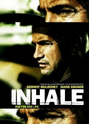 Inhale movie poster (2010) poster MOV_6883e2f8