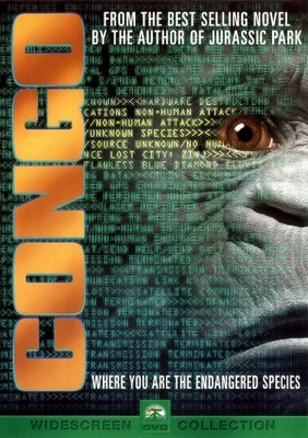 Congo movie poster (1995) poster MOV_68847132