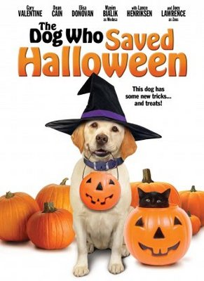 The Dog Who Saved Halloween movie poster (2011) poster MOV_68860d43