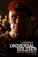 Universal Soldier: Day of Reckoning movie poster (2012) picture MOV_6889c7ab