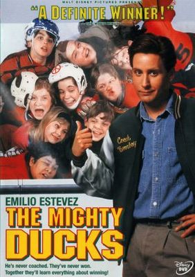 The Mighty Ducks movie poster (1992) poster MOV_6890f7b8