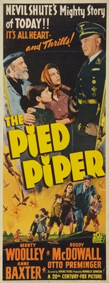 The Pied Piper movie poster (1942) poster MOV_6891d1fa