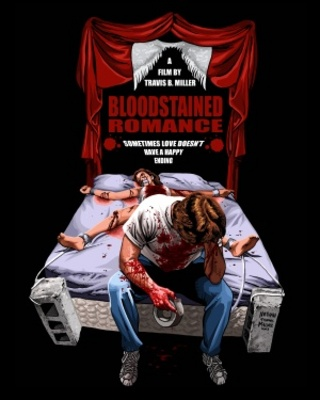 Bloodstained Romance movie poster (2009) poster MOV_68924e7d