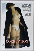 Corruption movie poster (1983) picture MOV_6893d655