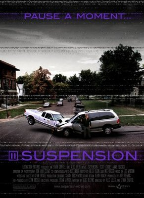 Suspension movie poster (2008) poster MOV_68996886
