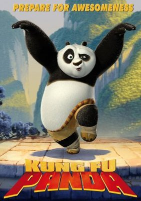 Kung Fu Panda movie poster (2008) poster MOV_68a7397c