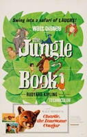 The Jungle Book movie poster (1967) picture MOV_68a74292