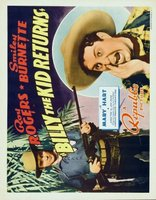 Billy the Kid Returns movie poster (1938) picture MOV_68aa74df