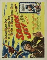 Sabre Jet movie poster (1953) picture MOV_68aec8c9