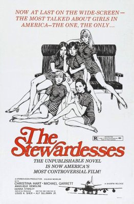 The Stewardesses movie poster (1969) poster MOV_68af4b72