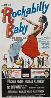 Rockabilly Baby movie poster (1957) picture MOV_a1330214