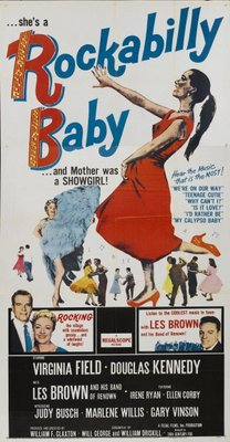 Rockabilly Baby movie poster (1957) poster MOV_68b0d946