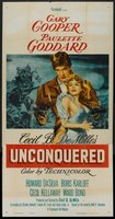 Unconquered movie poster (1947) picture MOV_68b41bff