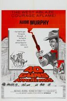 40 Guns to Apache Pass movie poster (1967) picture MOV_68b4df56