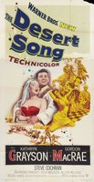 The Desert Song movie poster (1953) picture MOV_9ac2f846