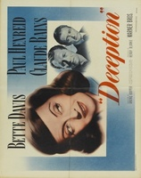 Deception movie poster (1946) picture MOV_68b57ef5