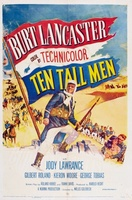Ten Tall Men movie poster (1951) picture MOV_68b80991