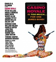 Casino Royale movie poster (1967) picture MOV_68b8c6c5