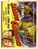 Strange Confession movie poster (1945) picture MOV_68d18c7a