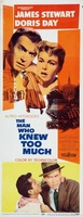 The Man Who Knew Too Much movie poster (1956) picture MOV_68d2230b