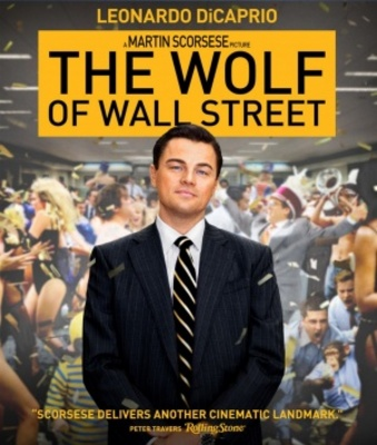 The Wolf of Wall Street movie poster (2013) poster MOV_68d32367