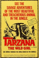 Tarzana, sesso selvaggio movie poster (1969) picture MOV_68d3936f