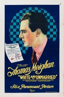 White and Unmarried movie poster (1921) picture MOV_68dc9a77