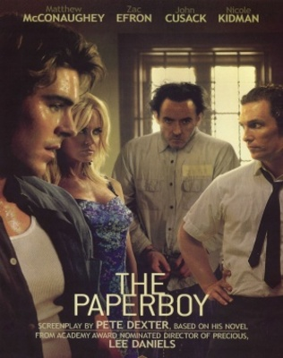 The Paperboy movie poster (2012) poster MOV_68dddafe