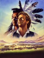 Dances with Wolves movie poster (1990) picture MOV_7ca380f7