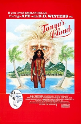 Tanya's Island movie poster (1980) poster MOV_68e260f4